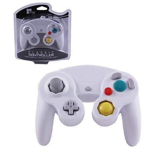 Gamecube Class Controller White TTX