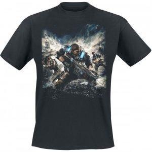 Gears Of War 4 Cover T-Paita