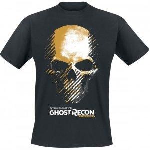 Ghost Recon Wildlands Colour Skull T-Paita