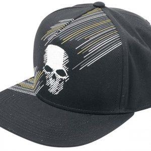 Ghost Recon Wildlands Skull Logo Snapback-Lippis