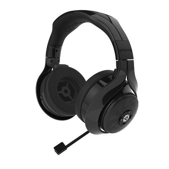 Gioteck FL-300 Bluetooth Headset - Black