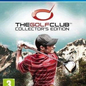 Golf Club Collector's Edition