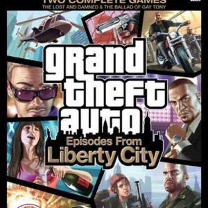 Grand Theft Auto: Episodes from Liberty City (GTA)