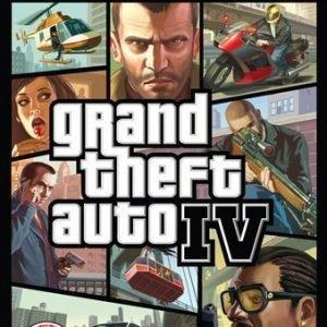 Grand Theft Auto IV Platinum