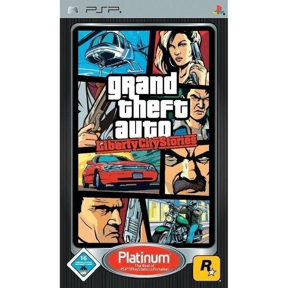 Grand Theft Auto Liberty City (GTA) (Platinum)