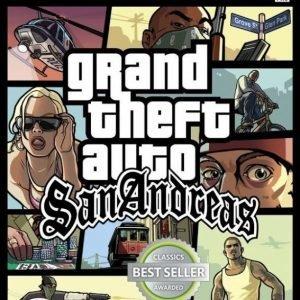 Grand Theft Auto San Andreas (GTA)
