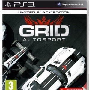 Grid - Autosport Limited Black Edition