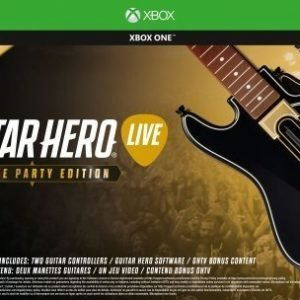 Guitar Hero Live Supreme Party Edition