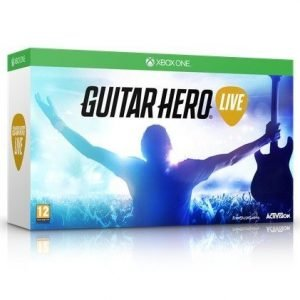 Guitar Hero: Live with Guitar Controller