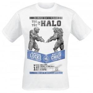 Halo 5 Fight Poster T-Paita