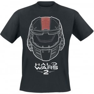 Halo Wars 2 Helmet T-Paita