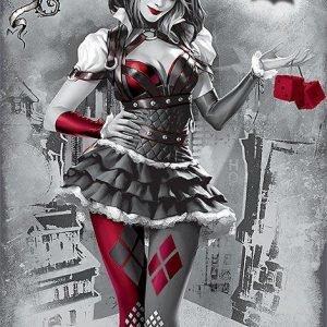 Harley Quinn Batman Arkham Knight Juliste