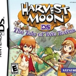 Harvest Moon Tale of the two towns