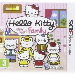 Hello Kitty: Happy Family
