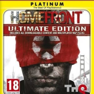 Homefront Ultimate Edition (Platinum)