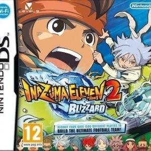 Inazuma Eleven 2 Blizzard