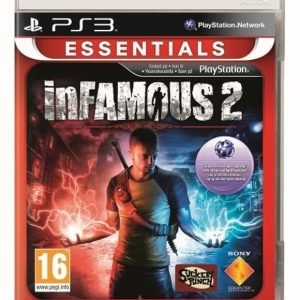 Infamous 2 (Essentials)