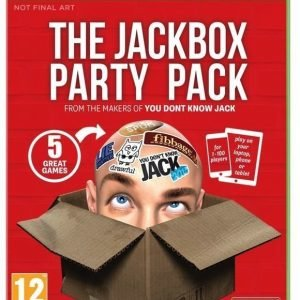 Jackbox Games Party Pack Volume 1