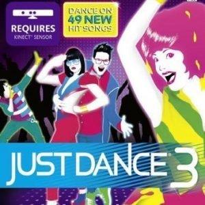 Just Dance 3 Kinect Classics