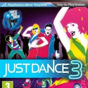 Just Dance 3 (requires Move)