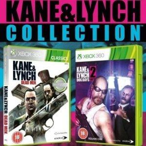 Kane & Lynch 1 & 2 Doublepack