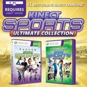 Kinect Urheilus: Ultimate Collection