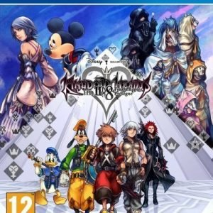 Kingdom Hearts HD 2.8 Final Chapter Prologue Standard Edition