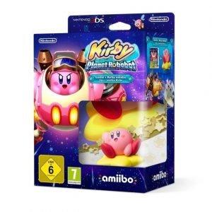 Kirby Planet Robobot + amiibo Bundle