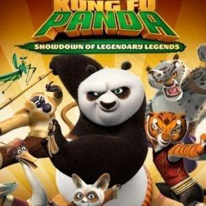 Kung Fu Panda: Showdown of The Legendary Legends