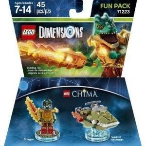 LEGO Dimensions Fun Pack Chima - Cragger
