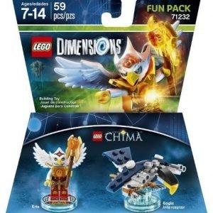 LEGO Dimensions Fun Pack Chima - Eris