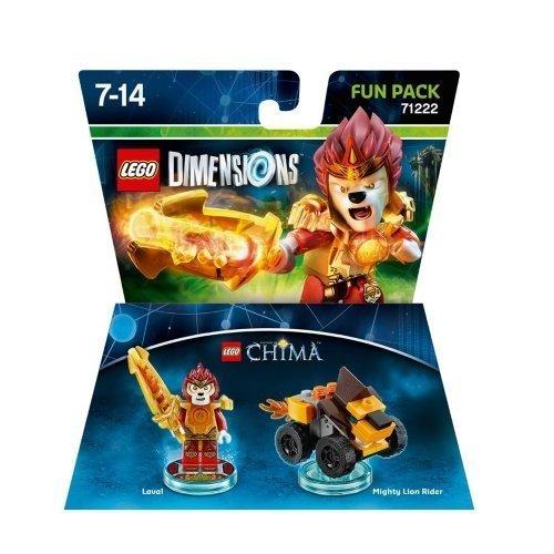 LEGO Dimensions Fun Pack Chima - Laval