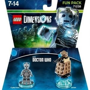 LEGO Dimensions Fun Pack Cyberman - DR Who
