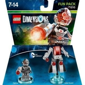 LEGO Dimensions Fun Pack DC Comics - Cyborg