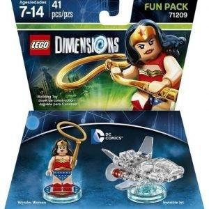 LEGO Dimensions Fun Pack DC Comics - Wonder Woman