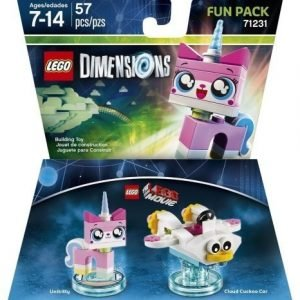 LEGO Dimensions Fun Pack LEGO The Movie - Unikitty