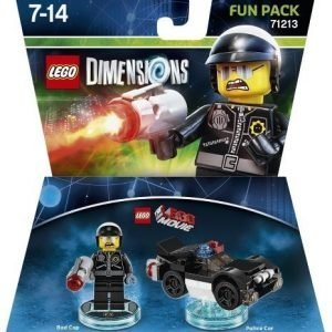 LEGO Dimensions Fun Pack Lego Movie - Bad Cop