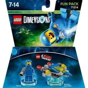 LEGO Dimensions Fun Pack Lego Movie - Benny