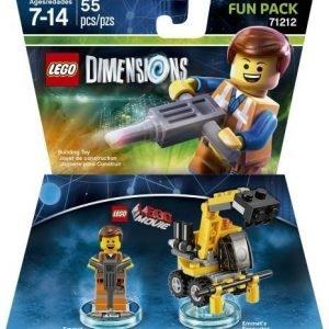 LEGO Dimensions Fun Pack Lego Movie - Emmet