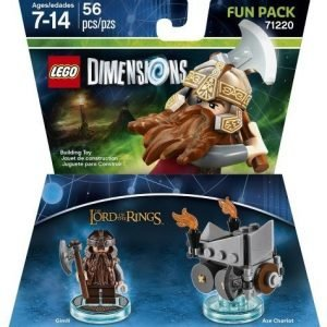 LEGO Dimensions Fun Pack Lord of the Rings - Gimli