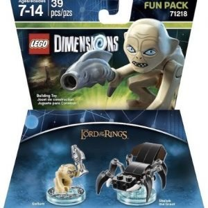 LEGO Dimensions Fun Pack Lord of the Rings - Gollum