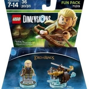 LEGO Dimensions Fun Pack Lord of the Rings - Legolas