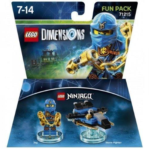 LEGO Dimensions Fun Pack Ninjago - Jay