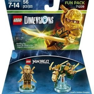 LEGO Dimensions Fun Pack Ninjago - Lloyd