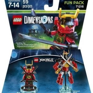 LEGO Dimensions Fun Pack Ninjago - Nya
