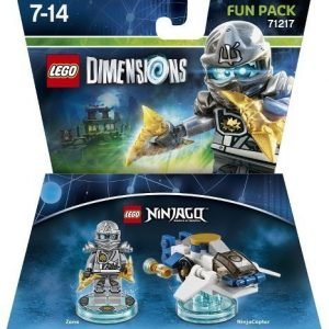 LEGO Dimensions Fun Pack Ninjago - Zane