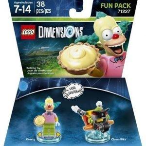 LEGO Dimensions Fun Pack Simpsons - Krusty