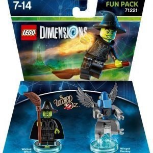 LEGO Dimensions Fun Pack Wizard of OZ - Wicked Witch