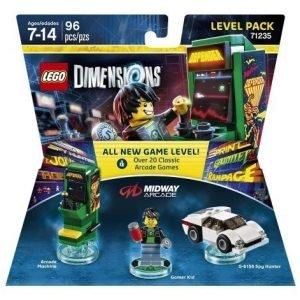 LEGO Dimensions Level Pack: Retro Games
