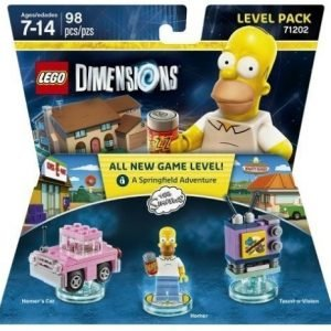 LEGO Dimensions Level Pack: The Simpsons